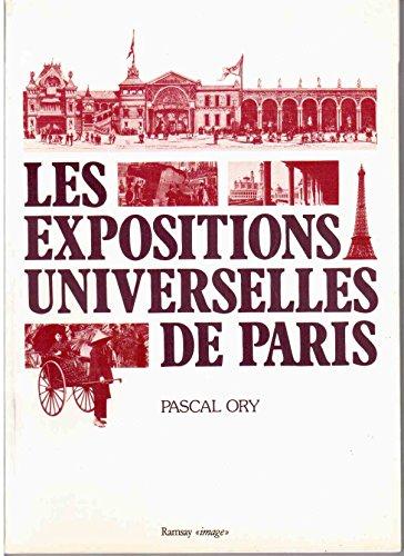 Les expositions universelles de Paris: Ory, Pascal