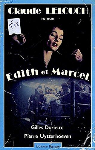 9782859563288: Édith et Marcel: Roman