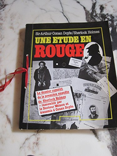 Une étude en rouge: Sir Arthur Conan Doyle Simon Goodenough
