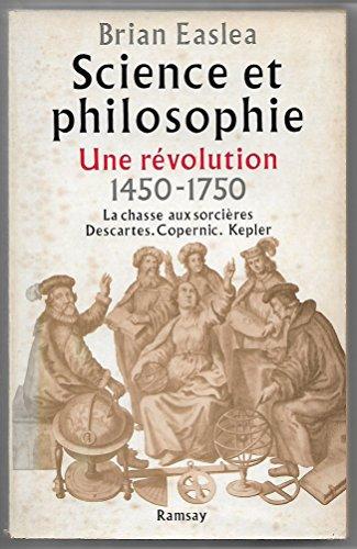 9782859564605: Science et philosophie, 1450-1750
