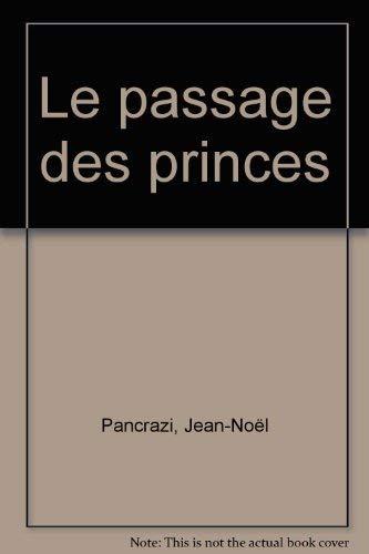 9782859566760: Le passage des princes (Collection