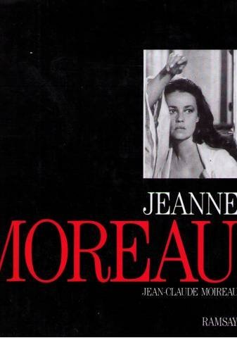 9782859567019: Jeanne Moreau (French Edition)