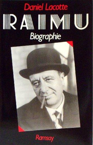 Raimu (French Edition): Lacotte, Daniel