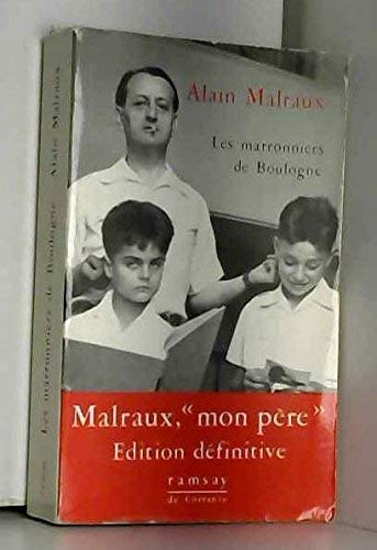 9782859568061: Les marronniers de Boulogne (French Edition)