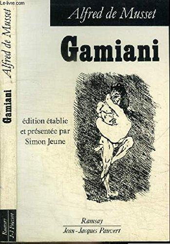 9782859569976: Gamiani ou deux nuits d'exces