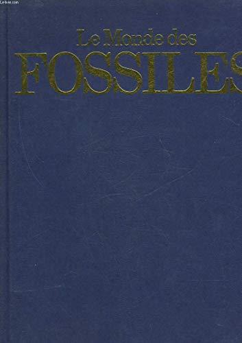 9782859610296: Le Monde des fossiles