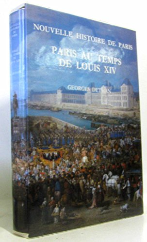 9782859620103: Paris au temps de louis XIV