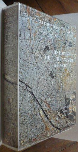 9782859620127: Histoire de l'urbanisme à Paris