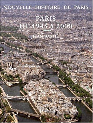 9782859620240: Paris de 1945 a 2000