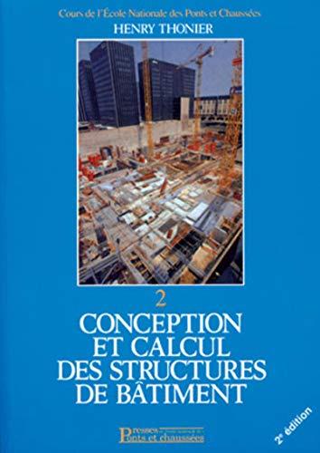 CONCEPTION ET CALCUL DES STRUCTURES DE BÂTIMENTS T02 N.E.: THORNIER