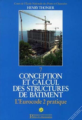 CONCEPTION ET CALCUL DES STRUCTURES DE BATIMENT.: THONIER HENRY