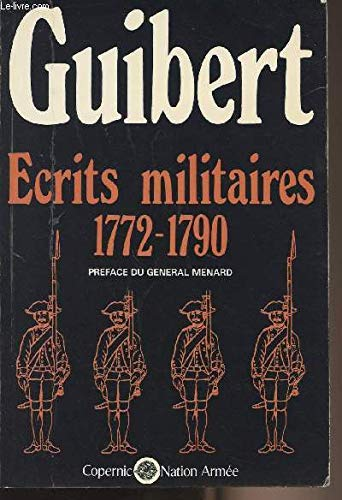 9782859840112: Ecrits militaires, 1772-1790 (Nation armee) (French Edition)
