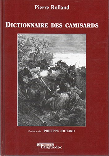 9782859981471: Dictionnaire des Camisards (French Edition)