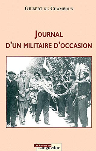 Journal d'un militaire d'occasion