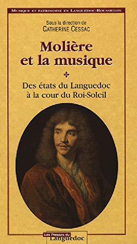 9782859982973: Molière et la musique (French Edition)