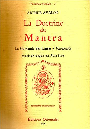 9782862180168: Doctrine du Mantra