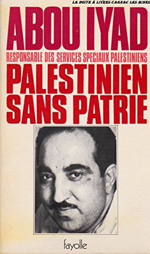 9782862210346: Palestinien sans patrie : Entretiens avec Éric Rouleau (Voix arabes)