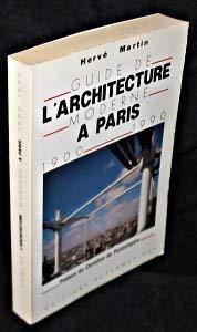 9782862270579: Guide de l'architecture moderne a Paris: 1900-1990