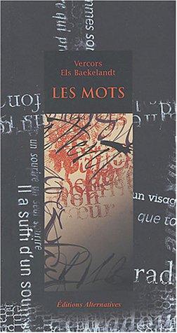 9782862274065: Les Mots