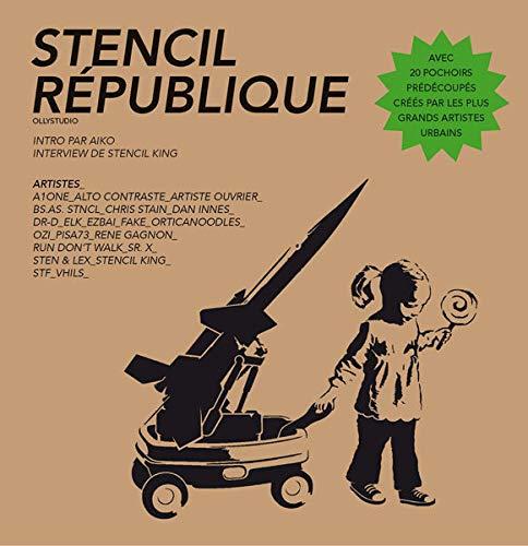 STENCIL RÉBUBLIQUE: COLLECTIF