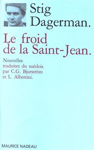 9782862310848: Le Froid de la Saint-Jean