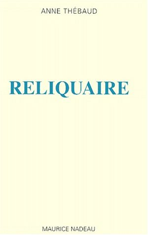 9782862311647: Reliquaire (French Edition)