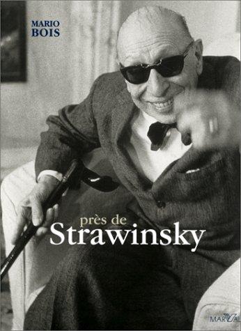 Pràs de Strawinsky - 1959 - 1970: Mario Bois