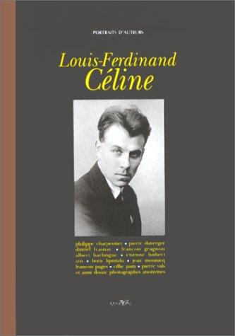 9782862342382: Portraits d'Auteurs: Louis-Ferdinand Celine