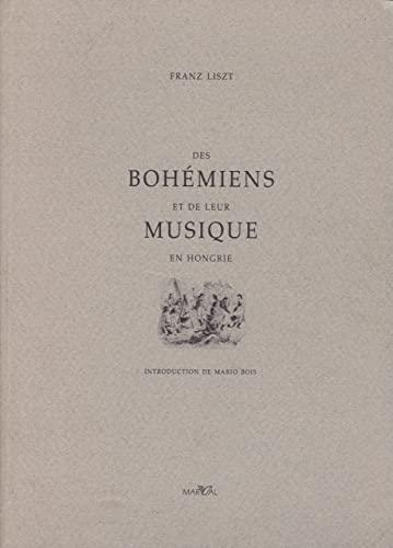 9782862342832: Des Bohémiens et de leur musique en Hongrie