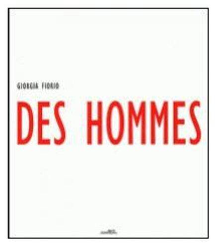 9782862343259: Hommes de la mer : Men of the sea (Des Hommes)