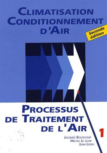 9782862430935: Processus de traitement de l'air