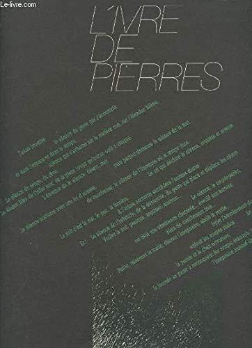 L'IVRE de PIERRES N°4. Novembre 1983: Collectif]