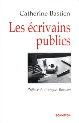 9782862532592: Les écrivains publics
