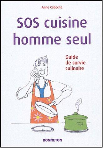 9782862533155: SOS cuisine homme seul