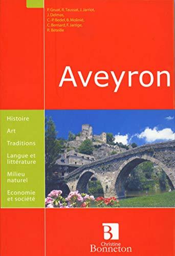 9782862533568: Aveyron (Encyclopédie Bonneton)