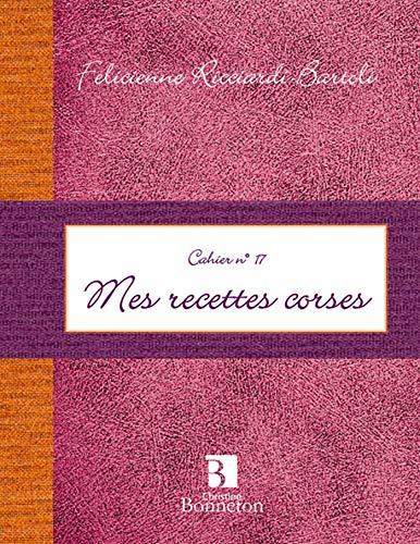 9782862533667: Mes recettes corses
