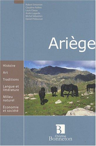 9782862534213: Ariège