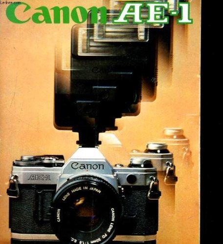 9782862580012: Canon ae-1. manuel pratique d'utilisation