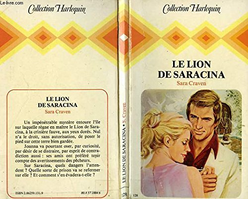 9782862591315: Le Lion de Saracina (Collection Harlequin)