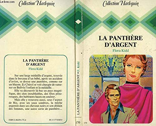 9782862591735: La Panth�re d'argent (Collection Harlequin)
