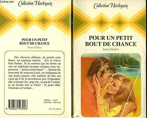 Pour un petit bout de chance (Collection Harlequin) (2862593907) by [???]