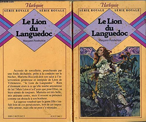 9782862598420: Le Lion du Languedoc