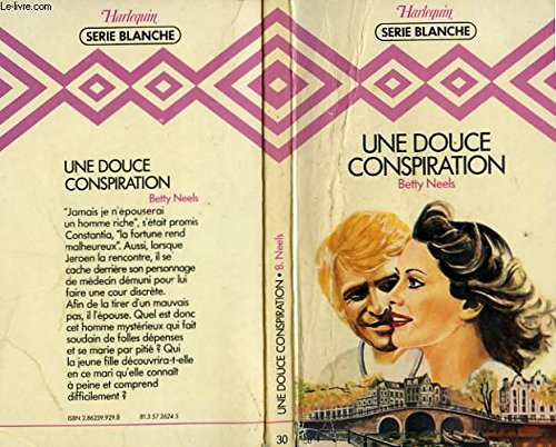 9782862599298: Une Douce conspiration (Harlequin)