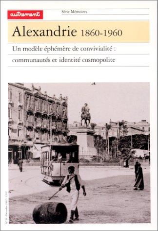 9782862603926: Alexandrie, 1860-1960