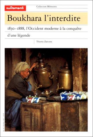 9782862607368: Boukara l'interdite (Monde)