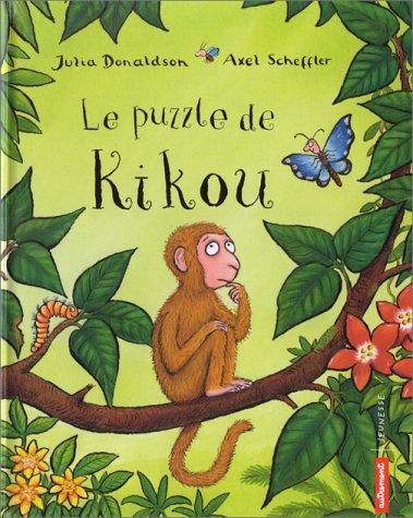 9782862609669: Le puzzle de Kikou (French Edition)