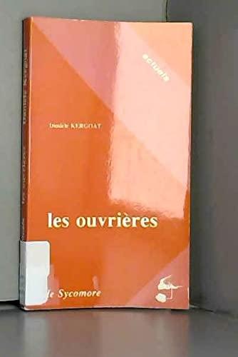 9782862621449: Les ouvrières
