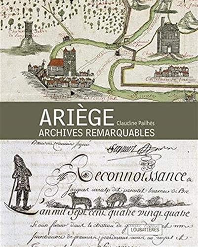 9782862667119: Ariège, archives remarquables
