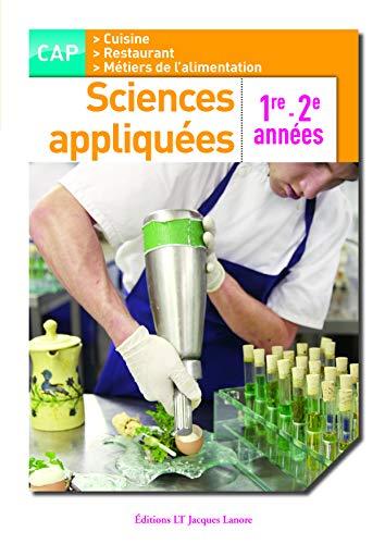 9782862684925: Sciences appliquées CAP pochette