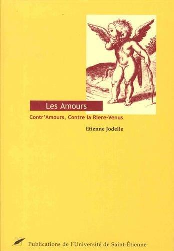 Les Amours : Contr'Amours, Contre la Riere-Venus